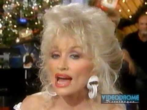 DOLLY PARTON - Home For Christmas (1990 TV Special) - YouTube