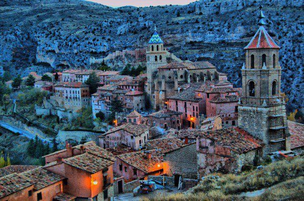 Albarracin, Espagne