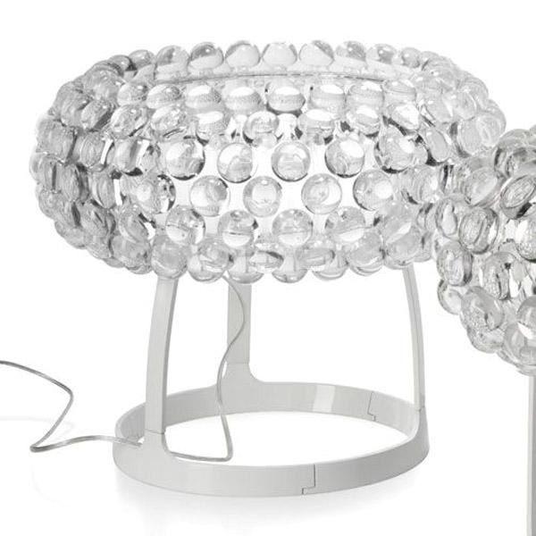 LampeFoscarini Caboche Grande Bordlampe Designer: Patricia Urquiola og Eliana Gerotto Leverandør Foscarini År: