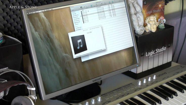 VIDEOBLOG # 6 (SNEAK PEEK 3RD ALBUM - BEGINNINGS) Beginnings of our songs from our upcoming 3rd album.  website - http://www.appleandstone.com