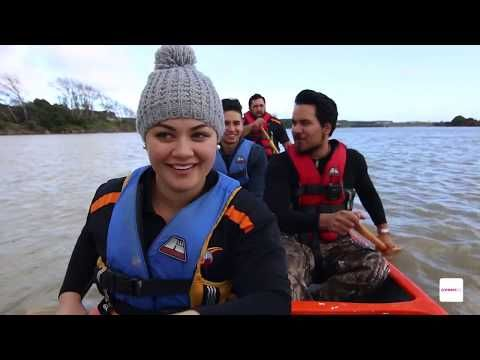 Why initiative and communication are the most important skills at Whanganui River Tours - YouTube