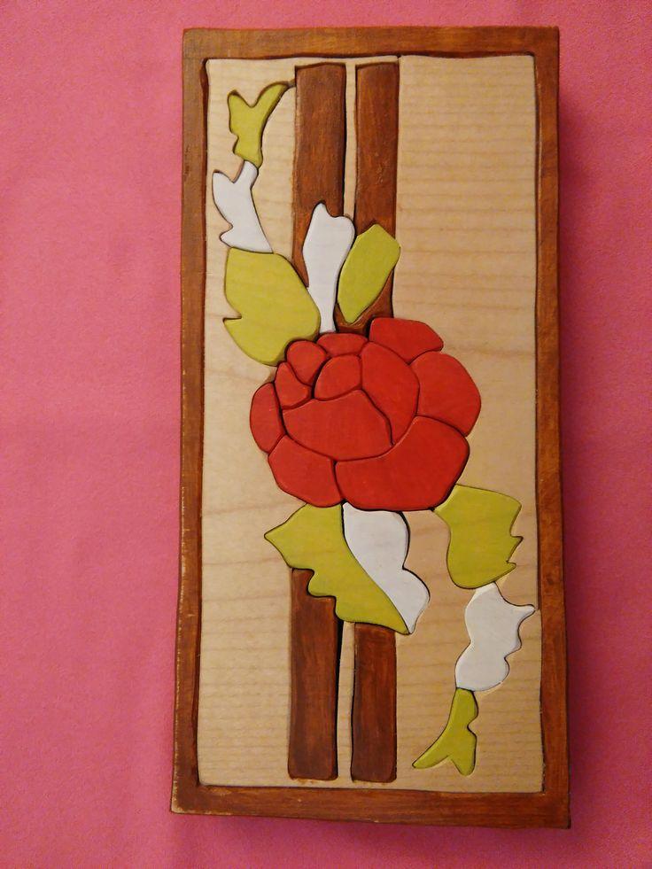 +intarsio in legno