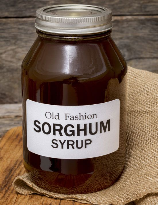 Sorghum Syrup - How to Grow, Process, and Use Sorghum Syrup. Includes Recipes