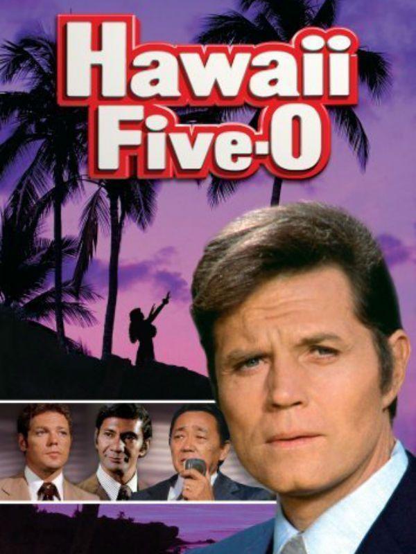 Hawai 5.0, Con Jack Lord, James MacArthur, Kam Fong, Herman Wedemeyer, Harry Endo, Zulu,, Serie de TV (1968-1980). 12 temporadas. 284 episodios