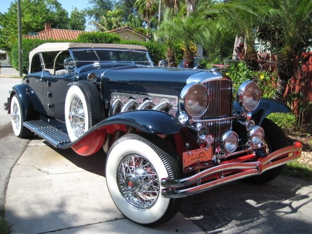 1930 Duesenberg II Torpedo Phaeton ★。☆。JpM ENTERTAINMENT ☆。★。