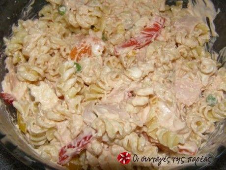 Δροσερό, καλοκαιρινό πιάτο και για γέυμα τις ημέρες του καύσωνα, αλλά και για…