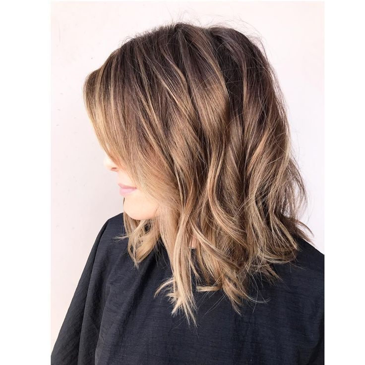 nice 55 Stylish Hairstyle Ideas for Mid Length Hair and Mid Length Haircuts – Be Bold and Unique Check more at http://newaylook.com/best-mid-length-hair-mid-length-haircuts/