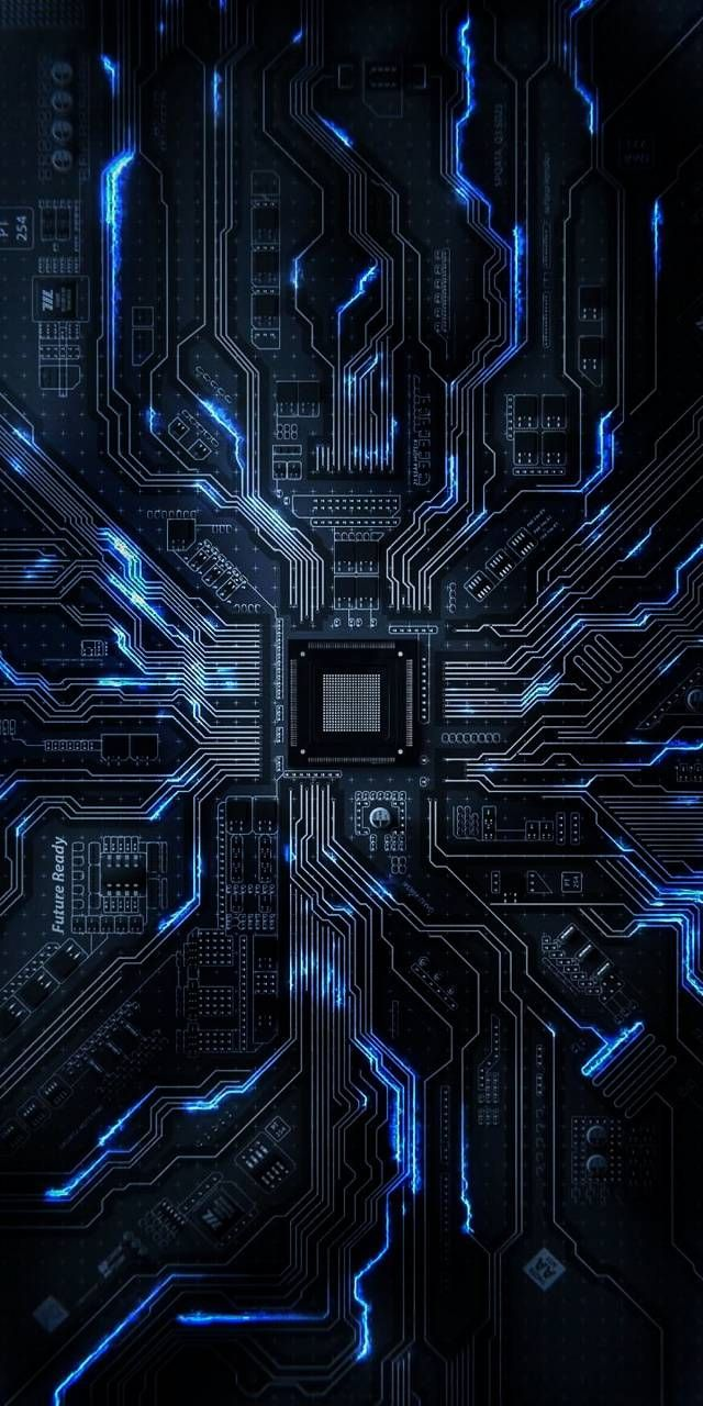 Download Chip Circuit wallpaper by Susun77 47 Free on