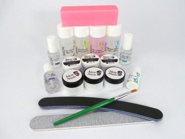 Uv gel nail starter kits uk