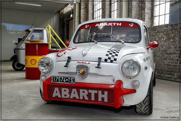Fiat Abarth von Achim57