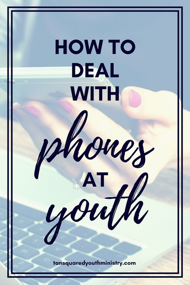 Phones can be a real nuisance at Youth sometimes, and I don't really like having to compete with a screen for someone's attention. Here's a couple of things that have helped us deal with pesky phones at Youth. Tansquared Youth Ministry