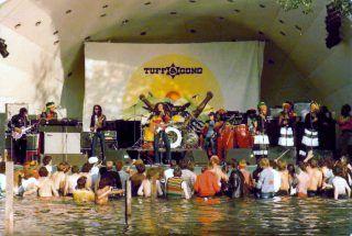 Bob Marley & The Wailers al Crystal palace - Maystick