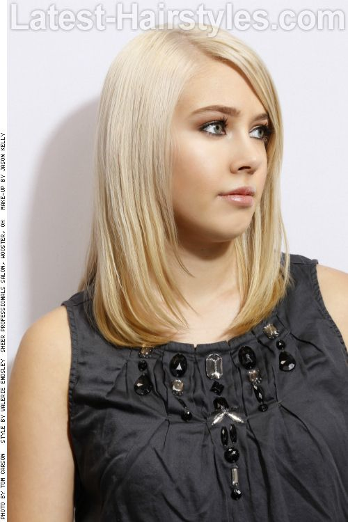 medium length blunt haircuts 44 best images about hairstyles on chestnut 5136