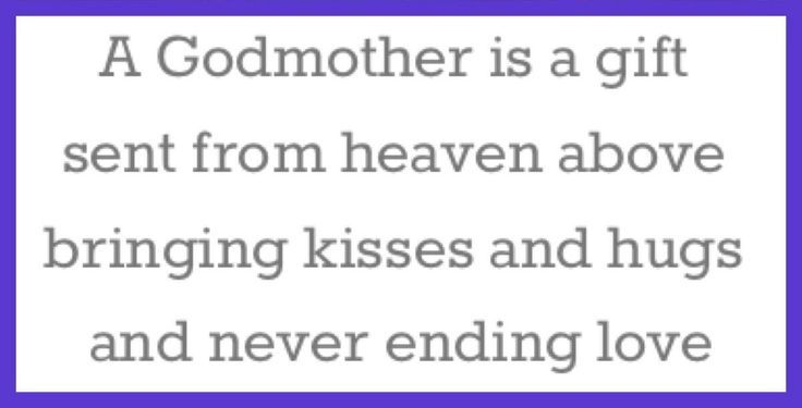 32 Best Images About Godmothers On Pinterest