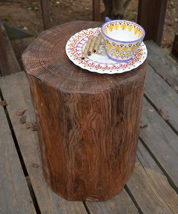 1000 Ideas About Stump Table On Pinterest: 1000+ Images About Wood Stumps On Pinterest