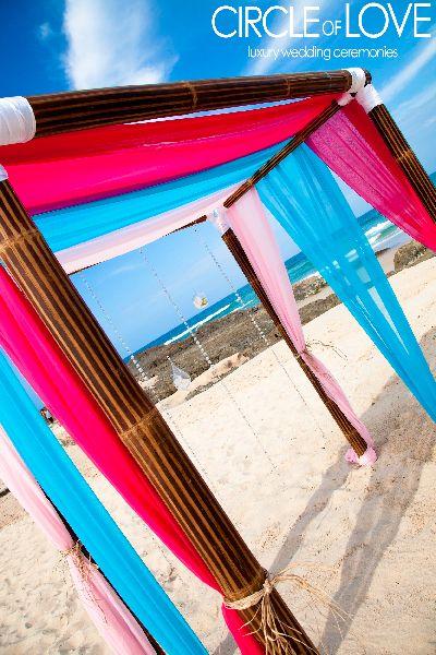 Boho beach