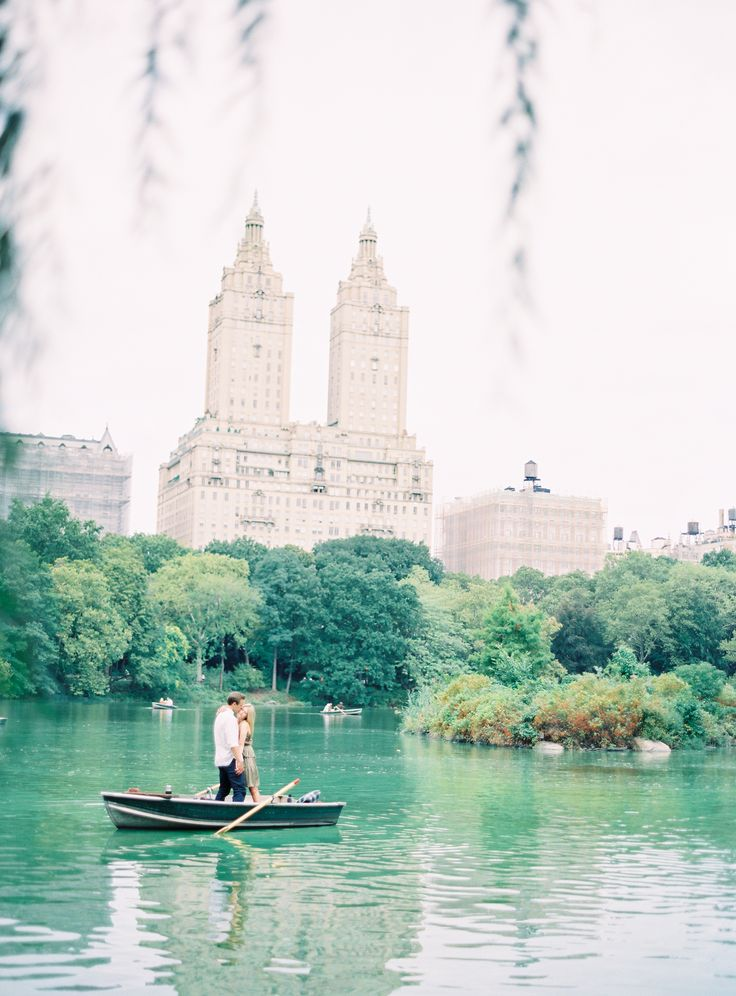 New York City engagement - Trent Bailey Photography