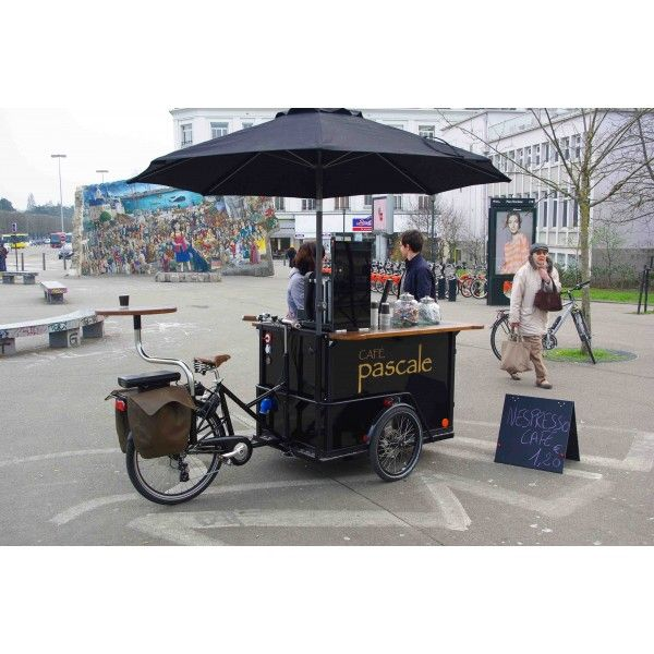 triporteur nihola de vente ambulante bakfiets pinterest. Black Bedroom Furniture Sets. Home Design Ideas