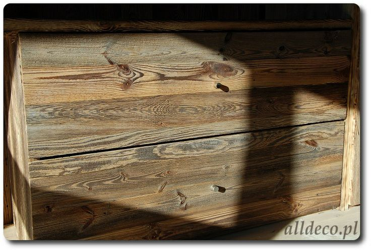 szafka ze starego drewna/ meuble en vieux bois