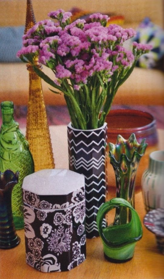 Missoni for target chevron vase