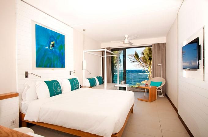 Take a peek inside  Centara Poste Lafayette Resort & Spa Mauritius