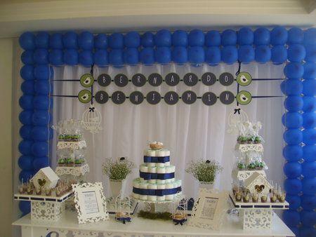 25 best celebraciones para baby shower images on pinterest - Decoraciones baby shower ...
