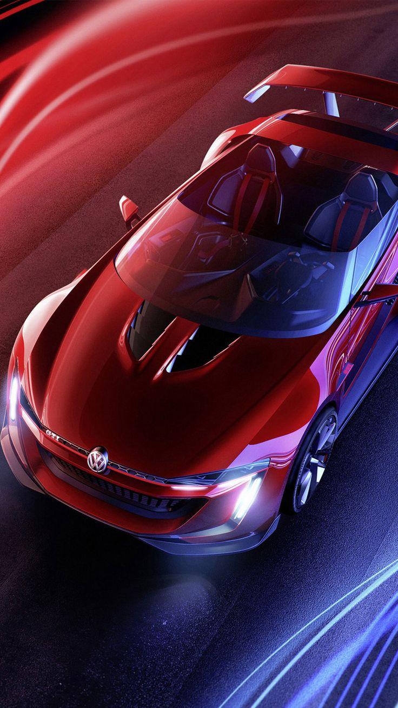 Volkswagen GTI Roadster Concept Car