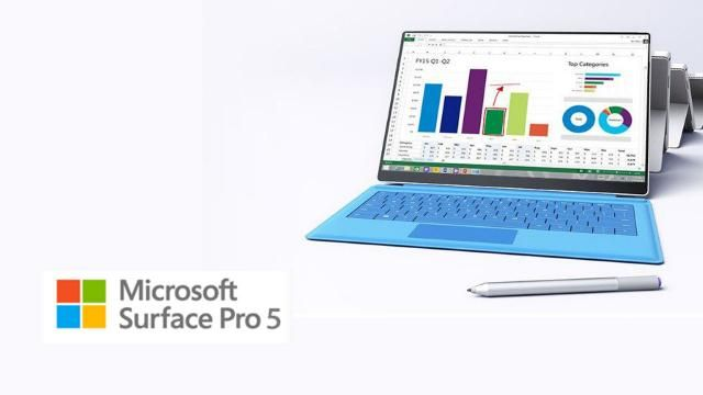 Microsoft Corporation Surface Pro 5: Can the Next-Gen Tablet Make Up for its Predecessor's Shortcomings?