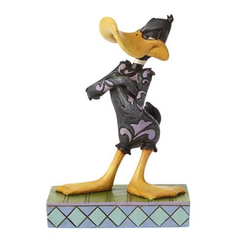 Looney Tunes Jim Shore Daffy Duck Disdainful Duck Statue - Enesco - Looney Tunes…