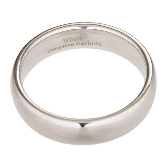 Encontre mais Anéis Informações sobre Branco tungstênio 6 mm polido anel de casamento clássico, de alta qualidade Bolsa de anel de casamento, travesseiro portador do anel de casamento China Fornecedores, Barato anel de vampiro de Fashion ---stainless steel em Aliexpress.com