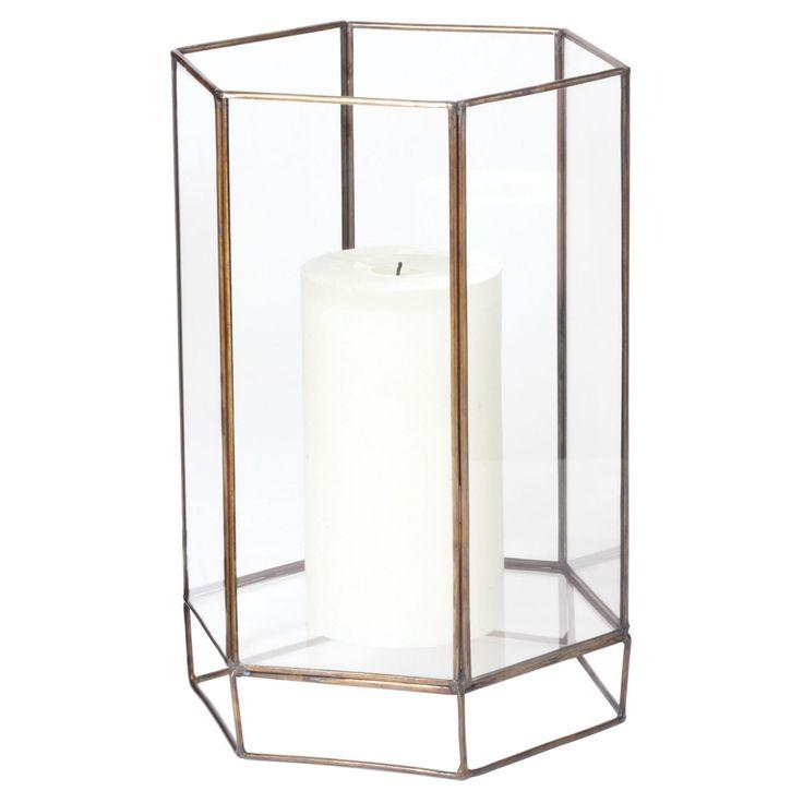 Dimond Home Glass Oriel Hurricane Candle Holder - 784052