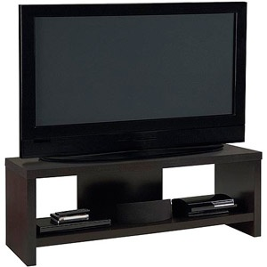 Larkin Espresso TV Stand for TVs up to 60""