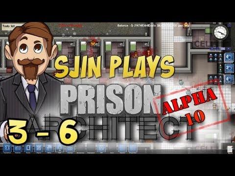 Prison Architect Alpha #10 - 3 - 6:  Prison Break
