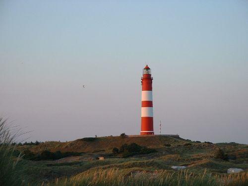 Der Amrumer Leuchtturm - Nordsee, Nordfriesische Inseln, Amrum