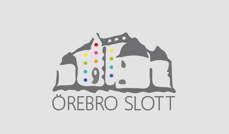 Logga Örebro Slott av fridapihl.se