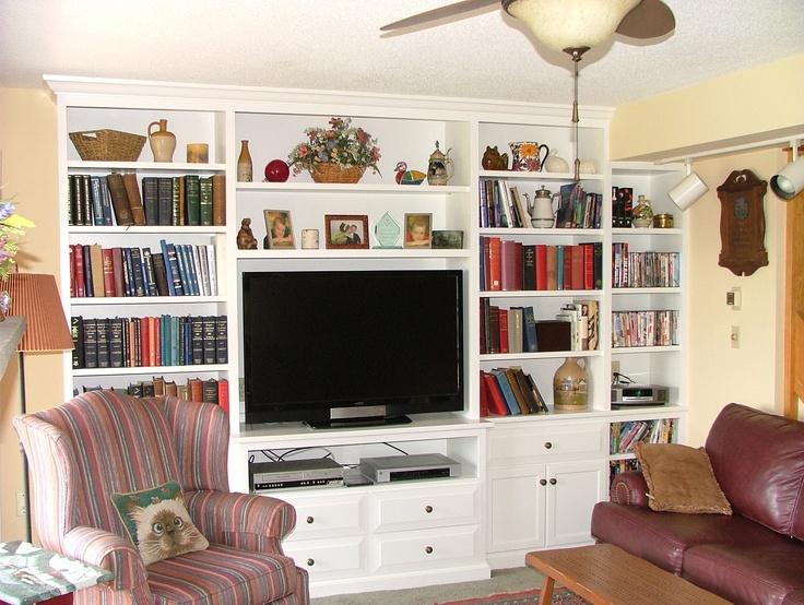 media Center  Custom Builtins  Living room manchester