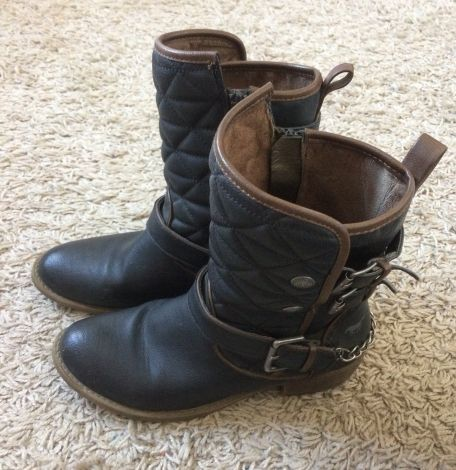 MUSTANG Santiags, bottines, low boots cowboy #mustang https://www.videdressing.com/santiags-bottines-low-boots-cowboy/mustang/p-7208075.html?&utm_medium=social_network&utm_campaign=FR_femme_chaussures_bottines___low_boots_7208075