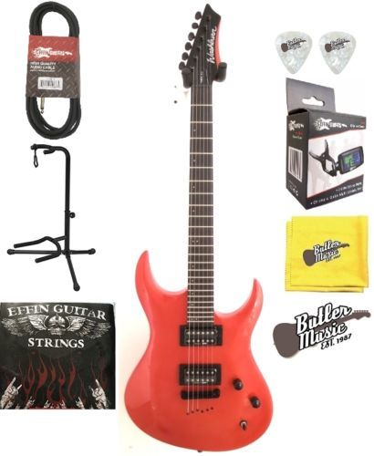 #Guitars #Musical Washburn XMDLX2TNG Set Neck Tangerine Finish Electric Guitar w/Tuner #Christmas #Gifts