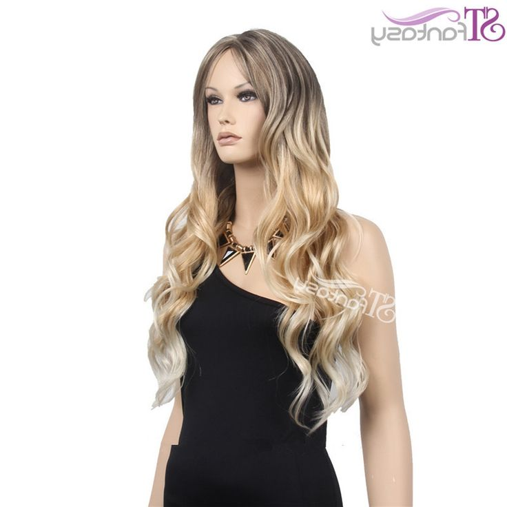 """28.00$  Buy now - https://alitems.com/g/1e8d114494b01f4c715516525dc3e8/?i=5&ulp=https%3A%2F%2Fwww.aliexpress.com%2Fitem%2FFree-Shipping-High-Quality-31-Extra-Long-Blonde-Curl-Wig-for-Women-with-FREE-WIG-CAP%2F32660856409.html - """"High Quality 31"""""""" Extra Long Synthetic Blonde Curl Wig Party Cosplay Hair for Women with FREE WIG CAP """" 28.00$"""