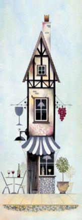 Tall Storeys II by Gary Walton
