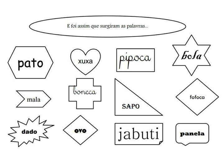 a historia do alfabeto para educação infantil Check more