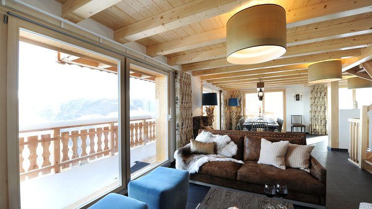 Three Peaks Chalets | Ski Property for Sale in Les Collons-Switzerland | Mt VIP