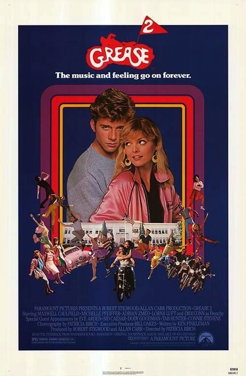 Watch Grease 2 Full Movie Online