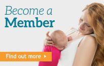Australian Breastfeeding Association - $70 one year membership
