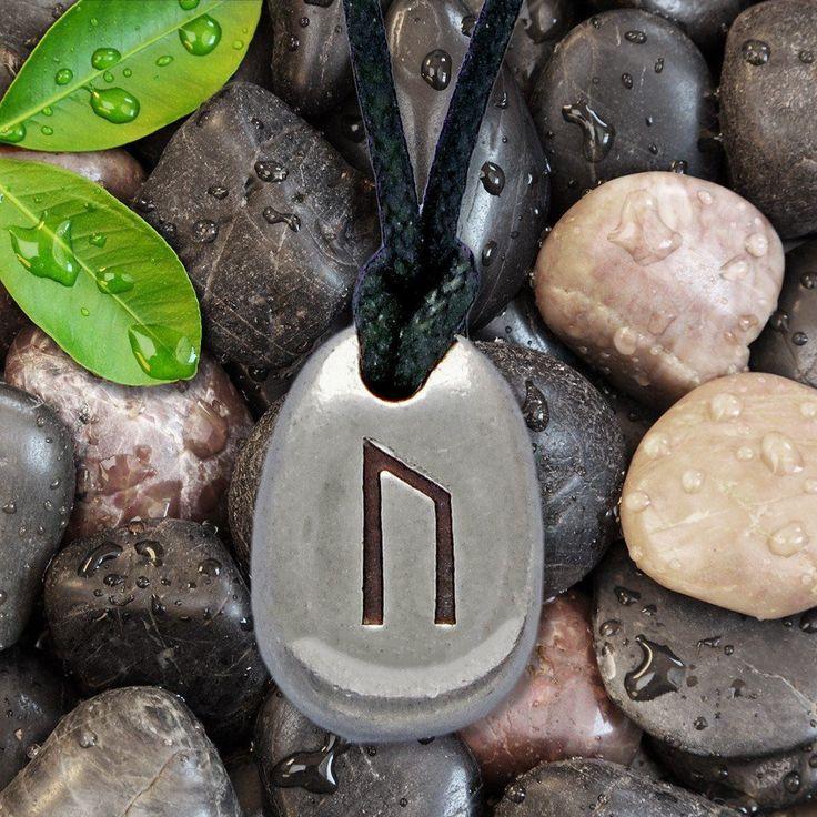 Uruz Rune Pendant – Strength, Determination, Freedom – Ancient Traditions