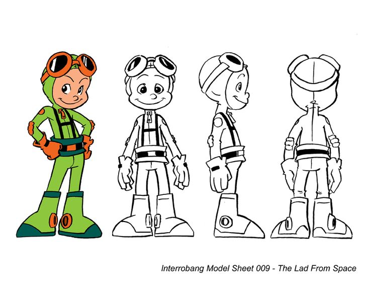 Cartoon Character Modeling Blender : Best images about turnaround model sheets on pinterest