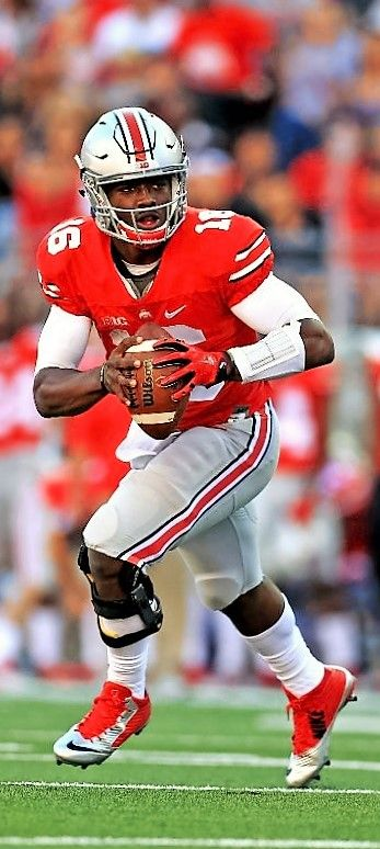 J.T. Barrett #16 } ******************* Ohio State Football } #Buckeyes #GoBucks