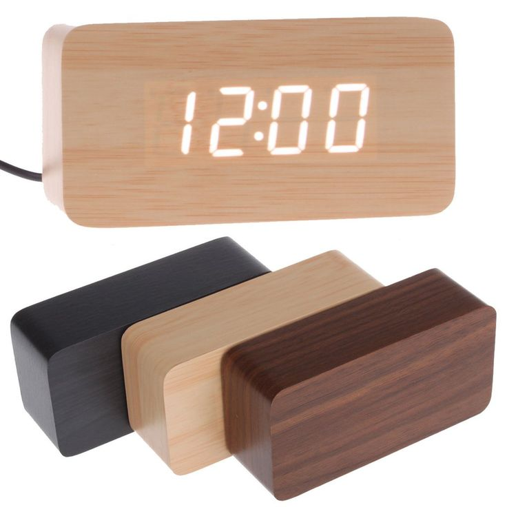1000 Ideas About Modern Alarm Clocks On Pinterest Buy