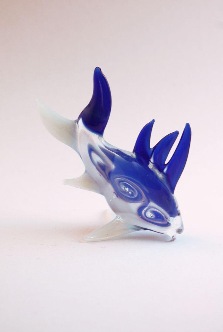 Glass fish --------------------------- GlassFlemming / Jan Lange