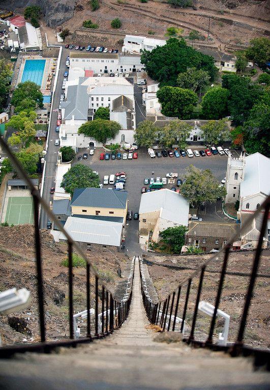 Saint Helena Island, British Overseas Territory